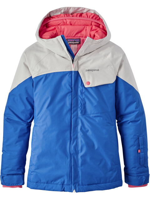 Patagonia Girls Fresh Tracks Jacket Oasis Blue